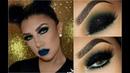MINI tutorial Look ALTERNATIVO GOTICO 🦇 GOTH look makeup tutorial 🕷️| auroramakeup