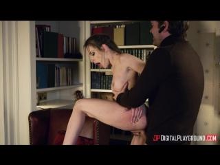 Kimmy Granger, Ryan Ryder - Poon Raider A DP XXX Parody, Scene 1 (2018)