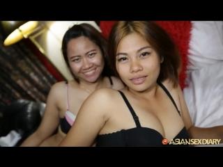 AsianSexDiary, 2016 тайская проститутка prostitute азиатка, тайка asian thai porn тайское sex секс hot creampie сосет