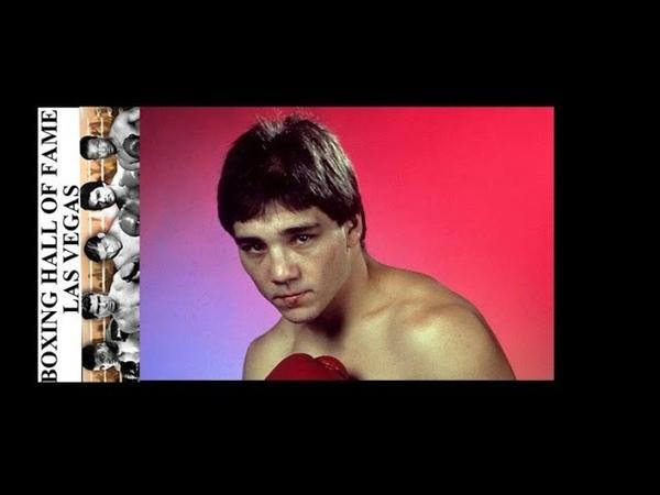 Greg Haugen Beats Vinnny Pazienza This Day February 6 1988 IBF Title