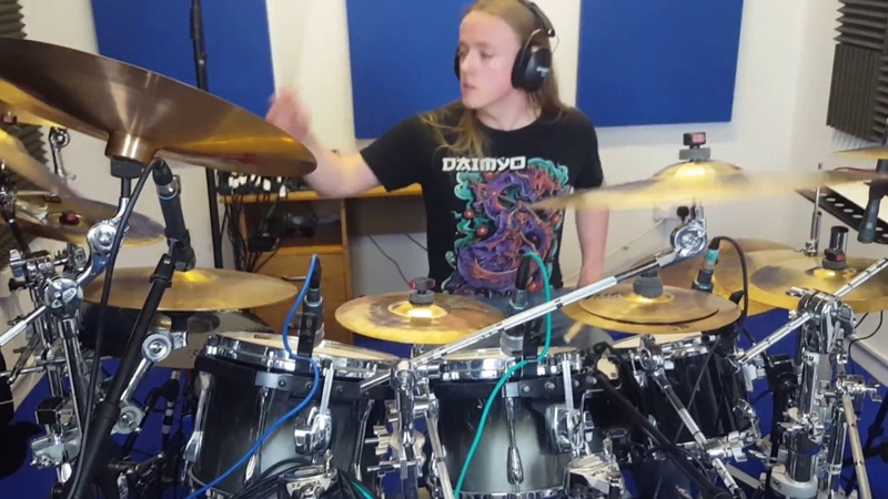 BLINK 182 All The Small Things Drum Cover by Dick Gilchrist