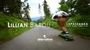 Lapaszanka - Two Runs One Cut Lillian Barou Alternative Longboards
