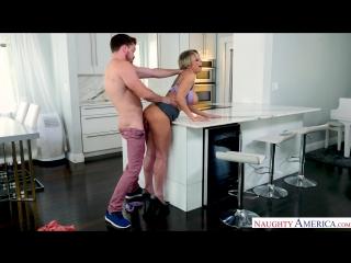 Секс на кухне с соседкой dee williams