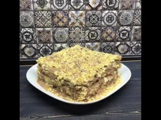 Если гости на пороге или просто захотелось срочно покушать тортик с чаем....Вот вам рецепт!