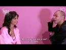 Русские субтитры — Интервью с Оливье Рустеном за кулисами шоу «Victoria's Secret» для «10 Magazine» — 2016 год