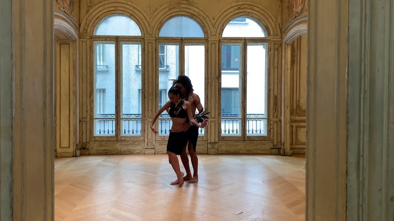 Duo Tahia Cambet Tuarii Tracqui - For Dance In Paradise