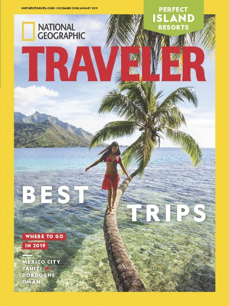 National Geographic Traveler USA 12.01 2019