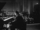 Alexander Kamensky plays Scriabin Etude op 8 no 12 video 1947