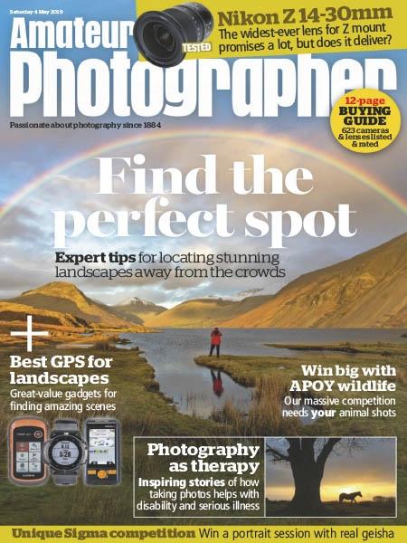2019-05-10 Amateur Photographer