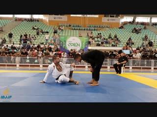 Eldar rafigaev vs josé cardoso _ lisbon open 2018 - open class final
