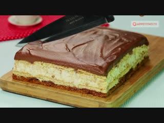 Не подкопаешься! На редкость вкусный и нежный торт Киндер Буэно без выпечки | Больше рецептов в группе Десертомания
