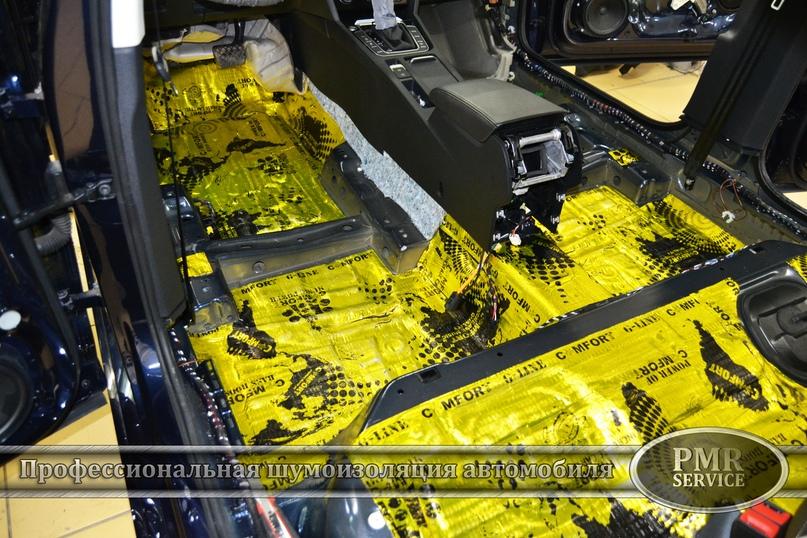 Шумоизоляция Volkswagen passat b8…, изображение №11