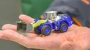 MIND BLOWING micro scale RC Trucks! Excavators! And more!