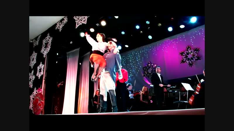 11 Ф Зуппе Куплеты Дугласа из оперетты Донья Жуанита Владимир Ярош и артисты балета