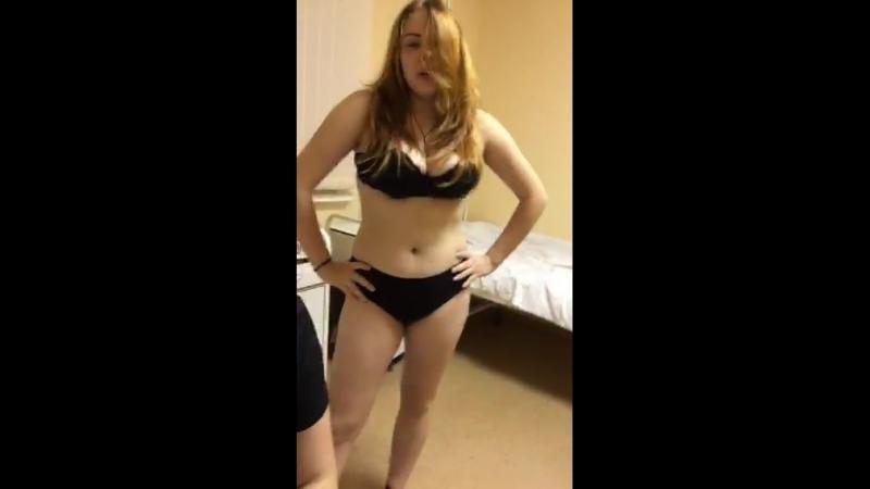 Секс с пышной алиной на факультете видео — 7
