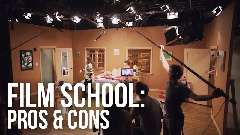 Is Film School For You 5 Reasons You Should Shouldn't Attend