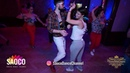 Thorsten Fackelmann and Katja Gartner Drofenik Salsa Dancing at Vienna Salsa Congress Mon 10 12 18