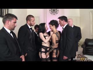 17 veronica anal, milf, group, blow job, stocking, dp, dap, dpp, tp, facial, swallow, sperm kiss