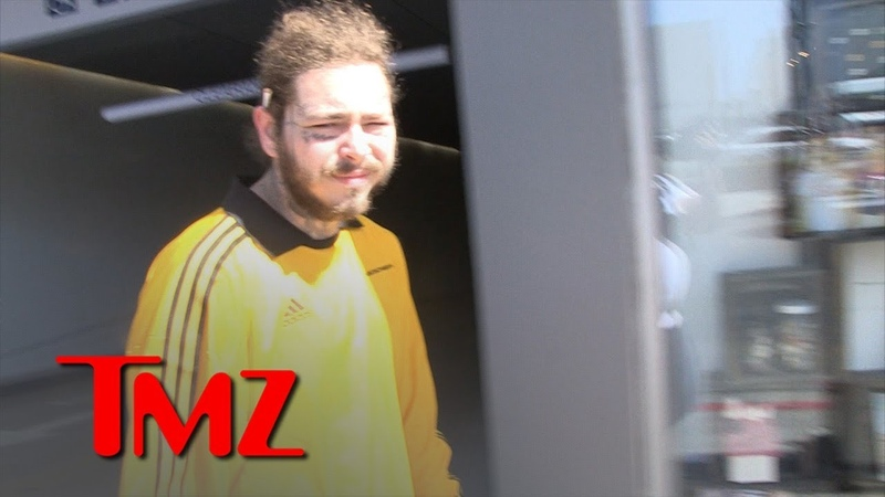 Post Malone Gets Emotional Talking About Mac Millers Death