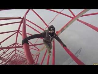 Shanghai Tower 650 meters | Парни которые сотворили невероятное.