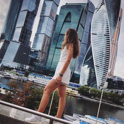 Кристина Черноусова