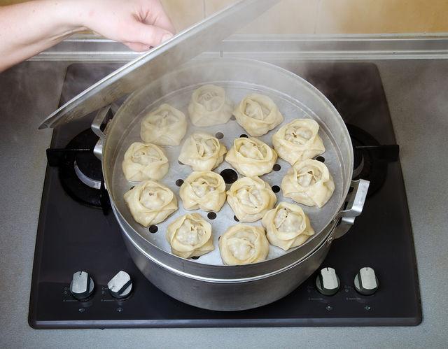 Как правильно готовить манты, изображение №4