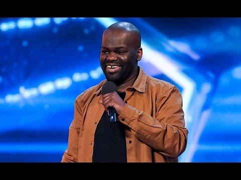 Daliso Chaponda FULL Britain's Got Talent Audition Week 3 Britain's Got Talent 2017