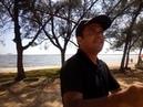 Alessandro Mandando um Salve para o Amigo Bruno e Soltando Pipa na Lagoa da Praia Seca Araruama 15