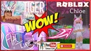 🐰 Royale High! Part 5 - Easter EVENT - Tiger Flatline Homestore! Eggs Location and Rewards!