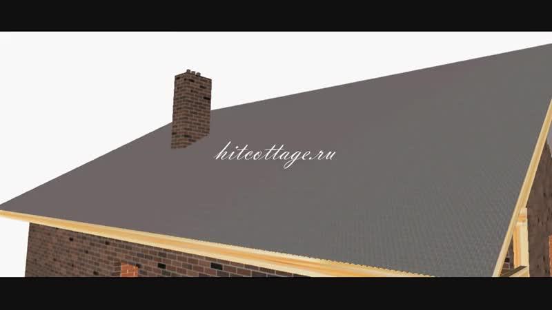 Строительство крыши пошагово