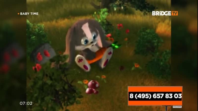 Schnuffel Bunny — Snuggle Song (BRIDGE TV) Baby Time