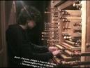 Stefano Mhanna, J. S. Bach, Organo Dom Bedos- Roubo Benedetto XVI a San Domenico in Rieti. (video 1)