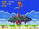 AlexaCherryPLUS - Sonic Knuckles - Tried To Beat The Boss - Bad Ending