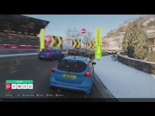 Forza horizon 4 _ new leaked gameplay