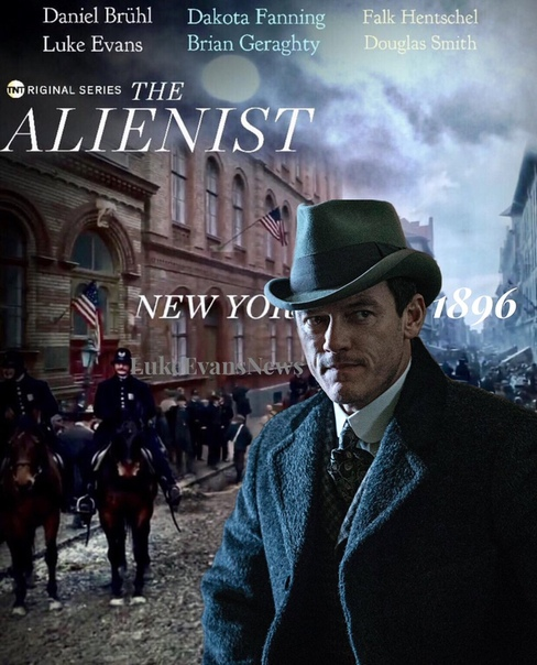 Image result for alienist tv series 2018