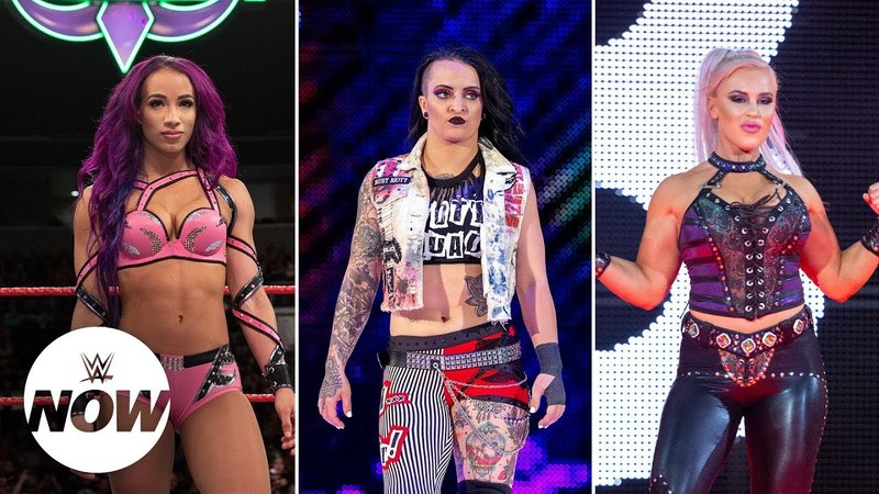 Video@rubyriottdaily Final Women's Money in the Bank entrant to be decided Monday WWE Now