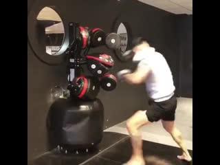 Спорт 24/7. Хороший тренажер для тренировки ударов