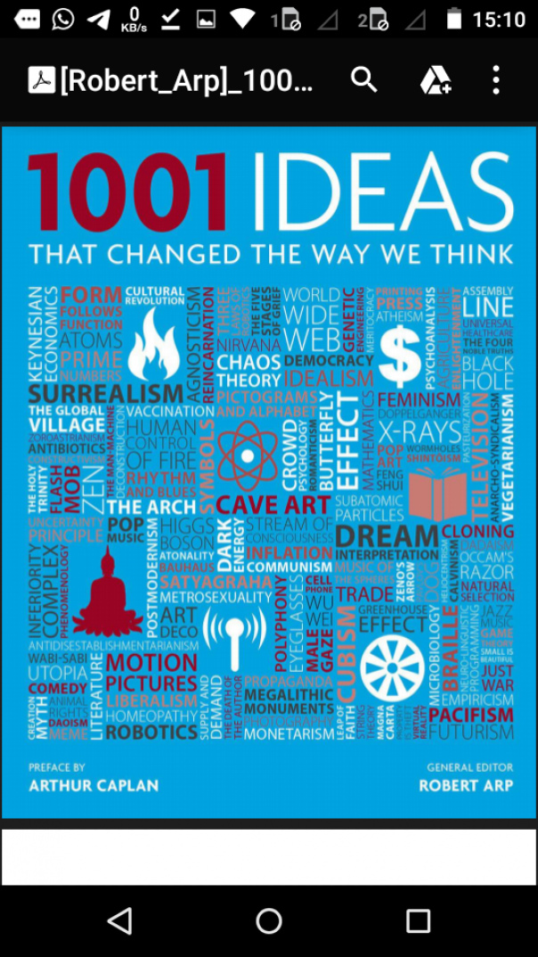 1001 IDEAS THAT CHANGED THE WAY WE TH