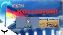 KOLLISION am Himmel über Deutschland Dem Kameraden Gedenken