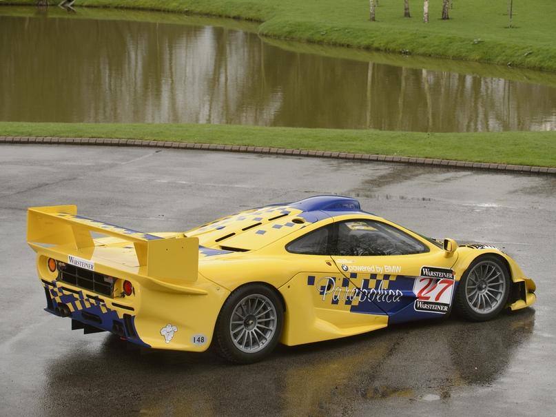 Длина имеет значение — Эволюция «длиннохвостых» McLaren, изображение №13