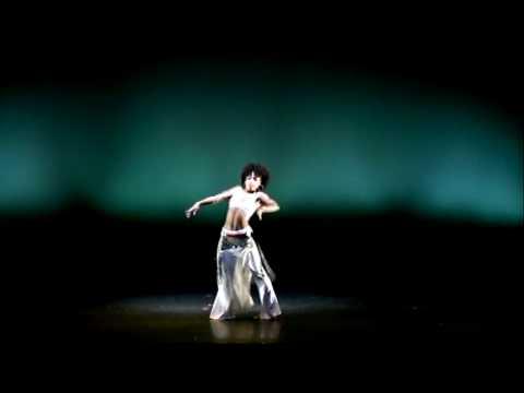 Tribal Fusion Belly Dance - Hip Hop Belly Dance - Ebony