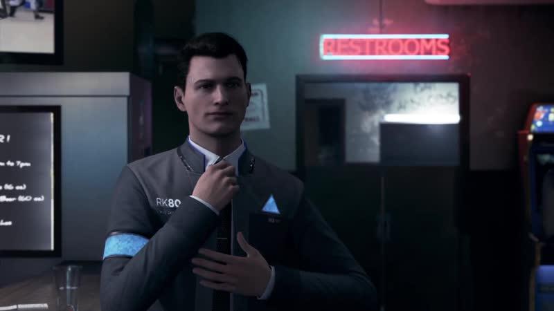 Connor's necktie 👔 | DBH | Detroit: Become Human | Connor | RK800