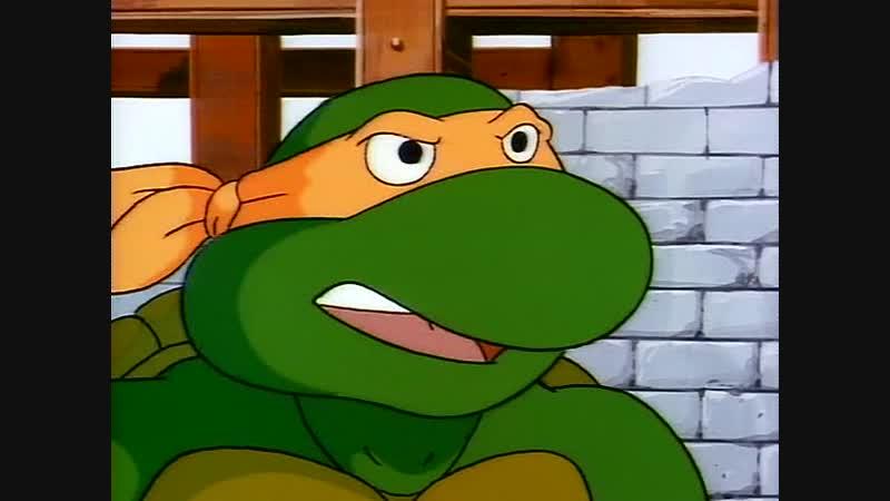 Сезон 02 Серия 04: Взбесившиеся машины | Черепашки мутанты ниндзя (1987-1996) / Teenage Mutant Ninja Turtles | The Mean Machines