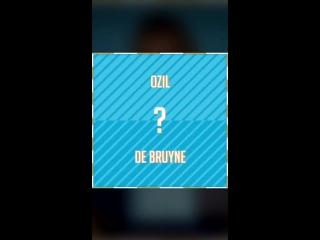 Dimitri Payet on Mesut zil or Kevin De Bruyne
