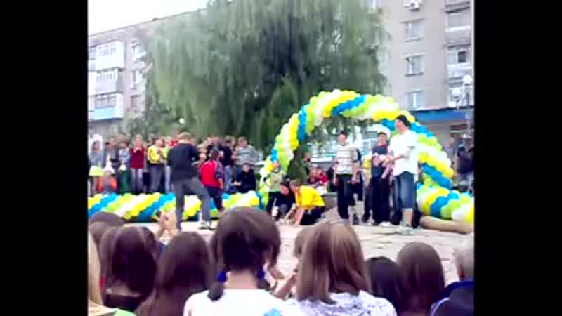 Break Dance в Жмеренці