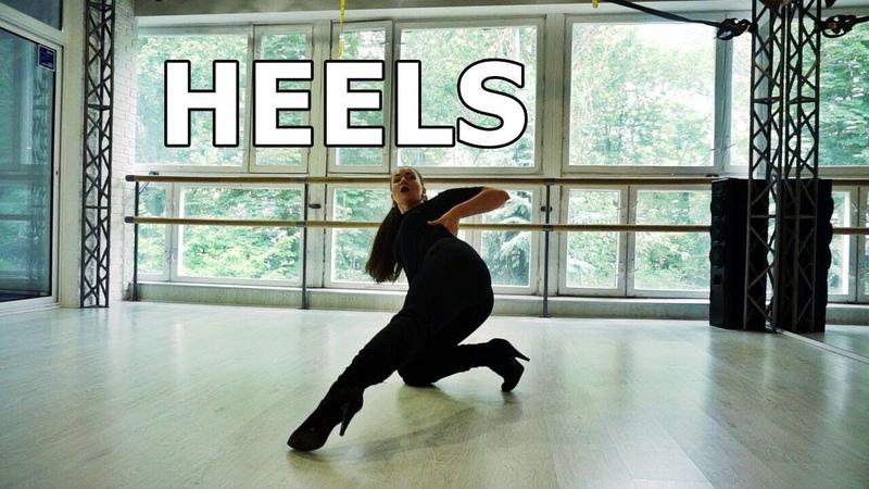Heels by Akimi ZONA Танца Танцы Одесса