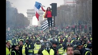 Жёлтые Жилеты ( Gilets Jaunes) создают партию? Зачем?