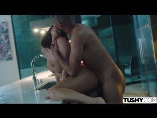 Жаркий секс с красоткой abigail mac anal, bush, standing doggystyle, exclusive, doggystyle porno