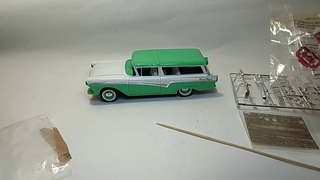Ford Ranchero Wagon Revell 1:25