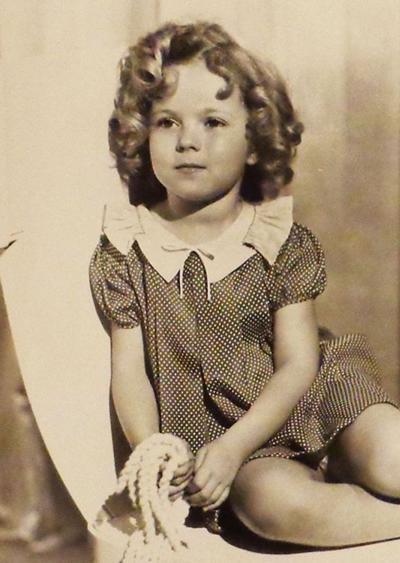 """Ширли Темпл - «Девочка-кукла». Самая юная обладательница премии """"Оскар""""., изображение №5"""